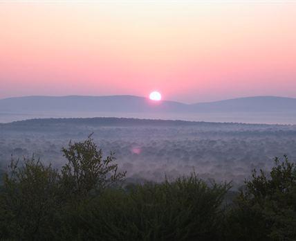 Thulani Sunrise © cc