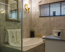 All en-suite with bath and shower