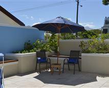 Pool Relaxing Area
