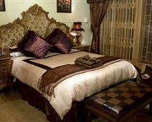 Romeo: Executive suite, double or single accommodation