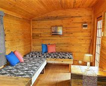 Bunks also used as 2 single beds © Jock Tame