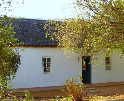 Traditional Victorian labourers' cottage © Destination McGregor