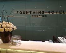 Hotel Lobby © CM vd Walt