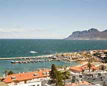 The bustling Kalk Bay Harbour is still in use by many fisherman. It is surrounded by excellent restaurants, coffee shops and antique stores.