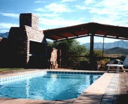 Braai and pool
