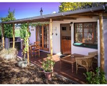 Self catering cottages - Pinotage