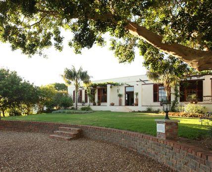 Exterior © Ridgeback House - Vansha Farming (Pty) Ltd