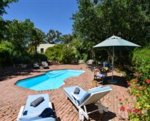 Swimming Pool © Darling Lodge Guest House