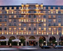 The Cape Royale Luxury Hotel Facade