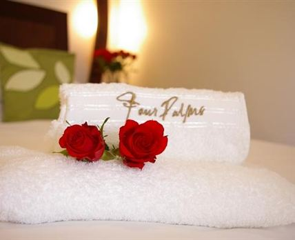 Towels and linen