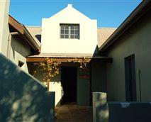Noetzie Bay House entrance © Dav1es