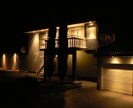 Janmar at night