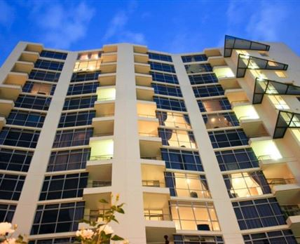 View of Hydro Executive Apartments
