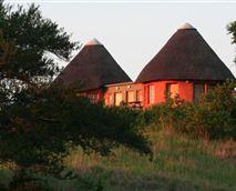 Rondavel hut