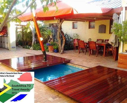 SA's Favourite & Western Cape's BEST Guest House