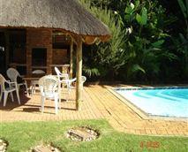 Braai Area with pool