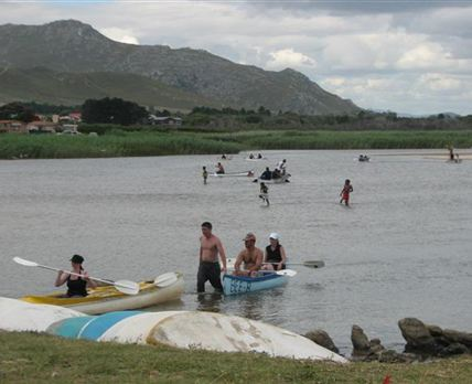 Kleinmond Lagoon