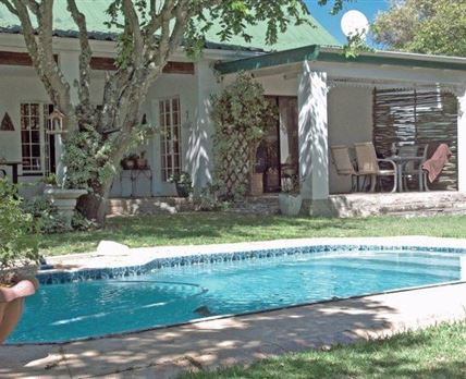 Martial Eagle & Bateleur s/c cottages. Sleeps 6 in two cottages. Complimentary Wi-fi -