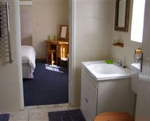 Bath & Separate Shower in Second Bathroom. Can be closed off from bedrooms with interleading doors.