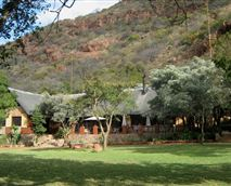 View of Mashovhela Lodge