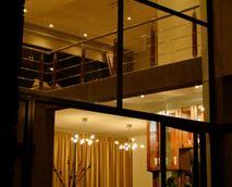 Main house living area © Terra Africa Hospitality