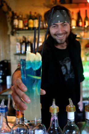 Cape to Cuba cocktails