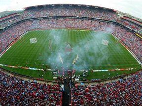 Coca-Cola Park Stadium