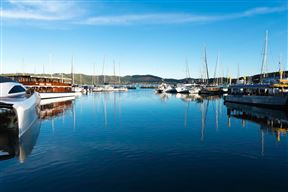 Knysna Waterfront Quays