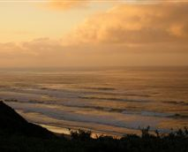 From your room you can enjoy the African sunrise over the ocean © © Mes AMis