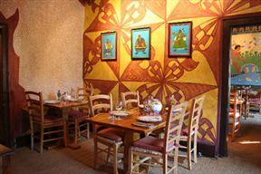 The Africa Café