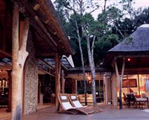 Trogon House has an expansive deck that is used for relaxation and alfresco dining.