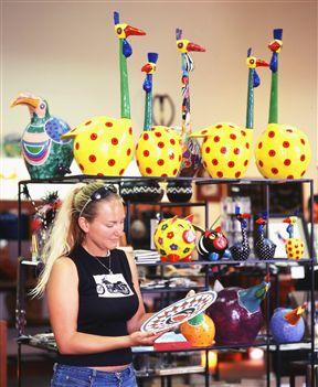 Crafts Shop