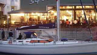 Restaurants in Knysna Quays