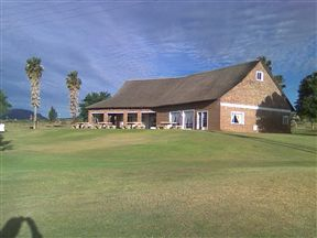 Cradock Golf Club House