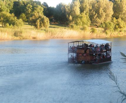 Trip on the river