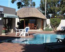 Pool and lapa area