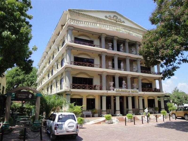 Colosseum Hotel Oyster Bay Dar Es Salaam Accommodation