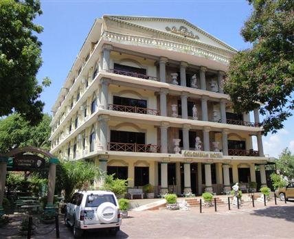 Oyster Bay Dar Es Salaam Colosseum Hotel