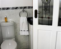 Shower, victorian bath for Romantic unit