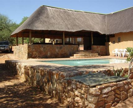 View of Magorgor Safari Lodge