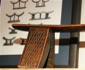 Zulu headrest