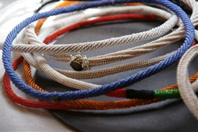 Colourful zulu necklaces