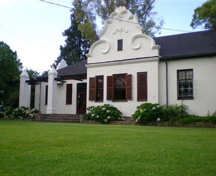 Old manor © Jansen House 2009