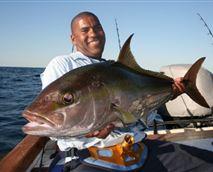 Bemugi the fishing guide.