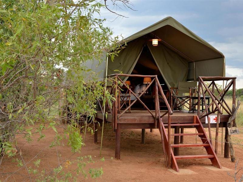 & Kwafubesi Tented Safari Camp