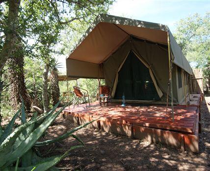 Aloe Luxury Tent