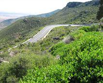 Vanrhyns Pass