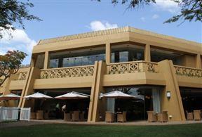 Gary Player Golf Course club house