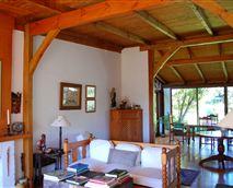 The Farm House living room