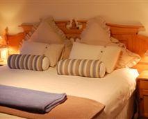 Chalet main bedroom